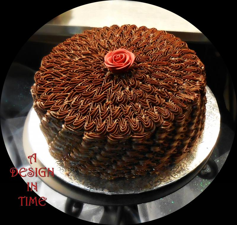 A DESIGN IN TIME - PARTY CAKES